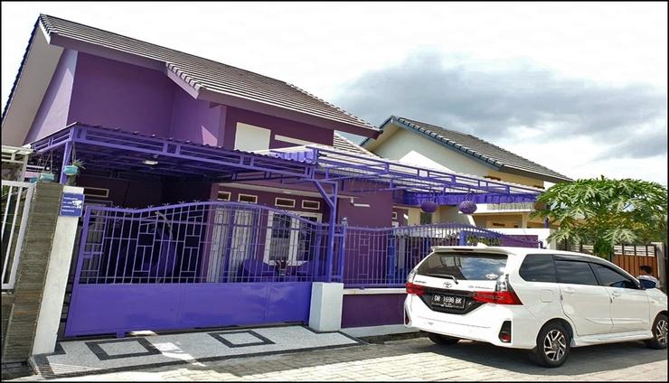 Purple Lombok Guest House Lombok - exterior