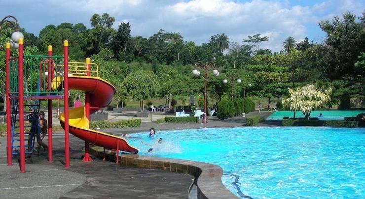 Hotel Braja Mustika Bogor - Swimming Pool