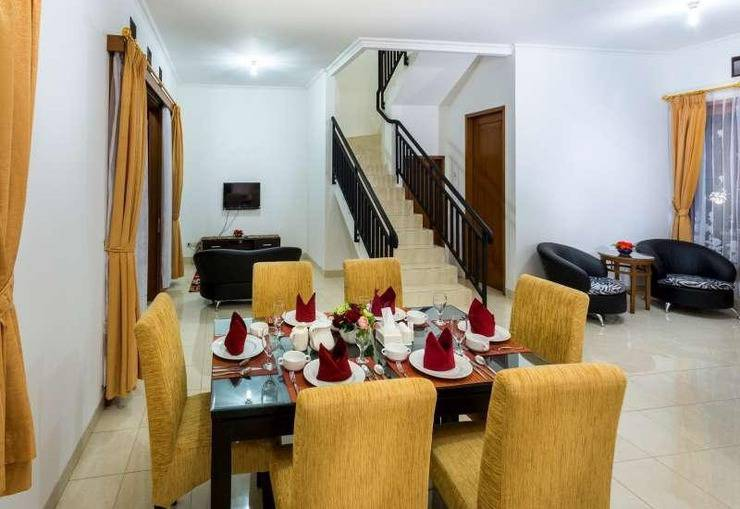 Hotel Braja Mustika Bogor - Bungalow