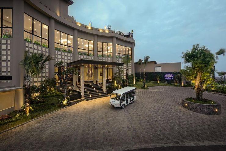 Uppala Villa Nusa Dua Bali - Exterior