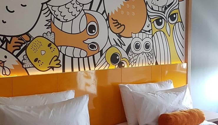 Nite & Day Residence Pavilion Permata - Surabaya Surabaya - 2 tempat tidur