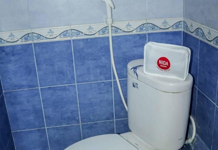 NIDA Rooms Manga Raja 70 Medan Kota - Kamar mandi