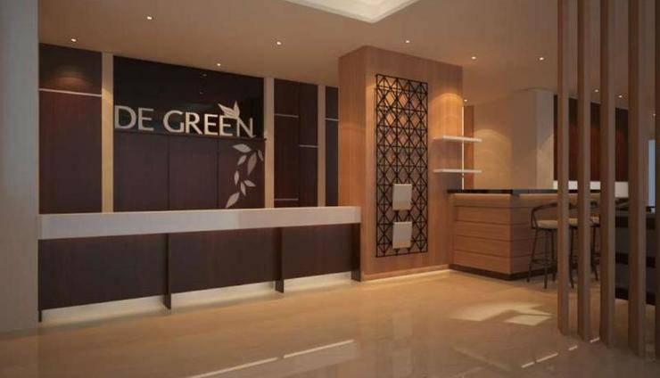 De Green City Hotel Bandar Lampung - Resepsionis
