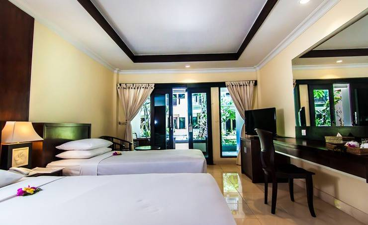 Champlung Mas Bali - Deluxe Pool Access