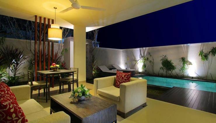 Royal Samaja Villa Bali - Interior