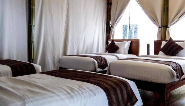 Maribaya Glamping Tent Bandung - Guest room