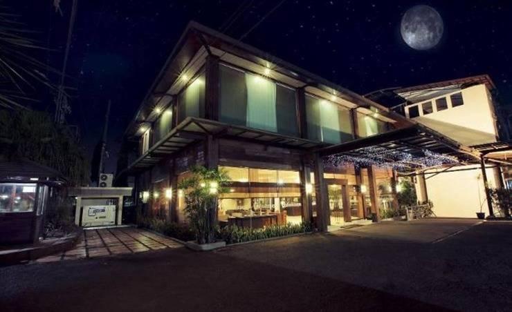 Takashimaya Hotel & Convention Lembang - Tampilan Luar Hotel