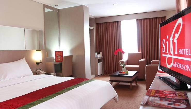 Siti Hotel Tangerang Tangerang - Junior suite
