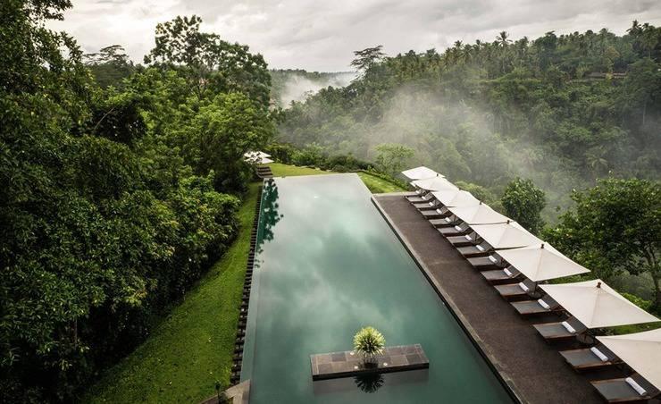 Alila Ubud Hotel Bali - Pool