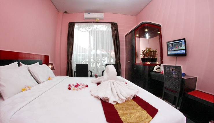 Shunda Hotel Bali - kamar