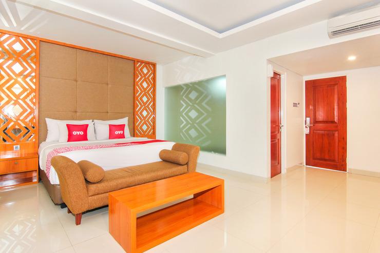 OYO 3765 Lombok Vaganza Hotel & Convention Lombok - Bedroom