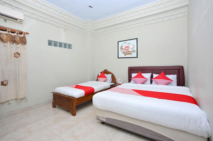 OYO 586 Hotel Wijaya Yogyakarta - Bedroom