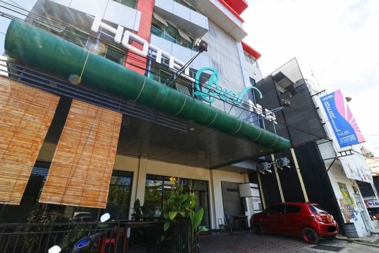 Hotel Beril Nur Makassar - room
