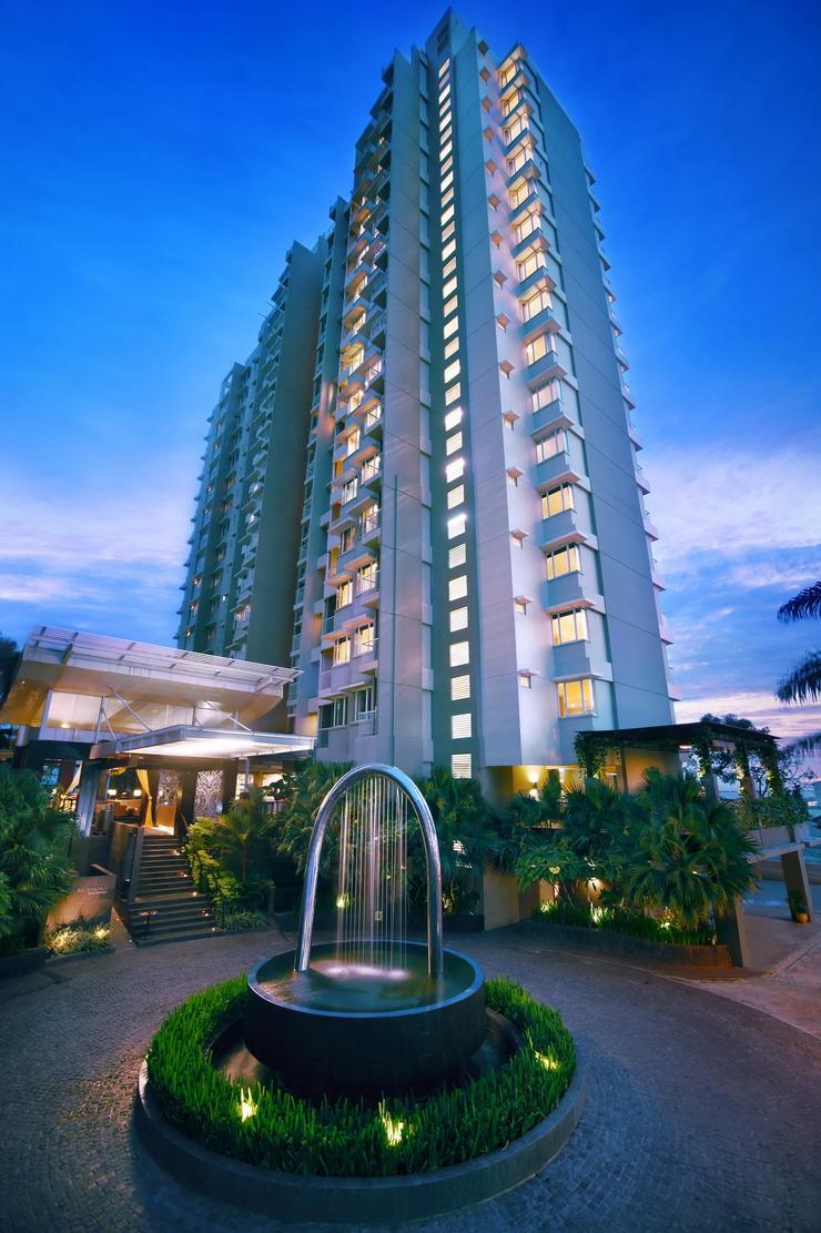 Golden Tulip Balikpapan Hotel & Suites Balikpapan - exterior