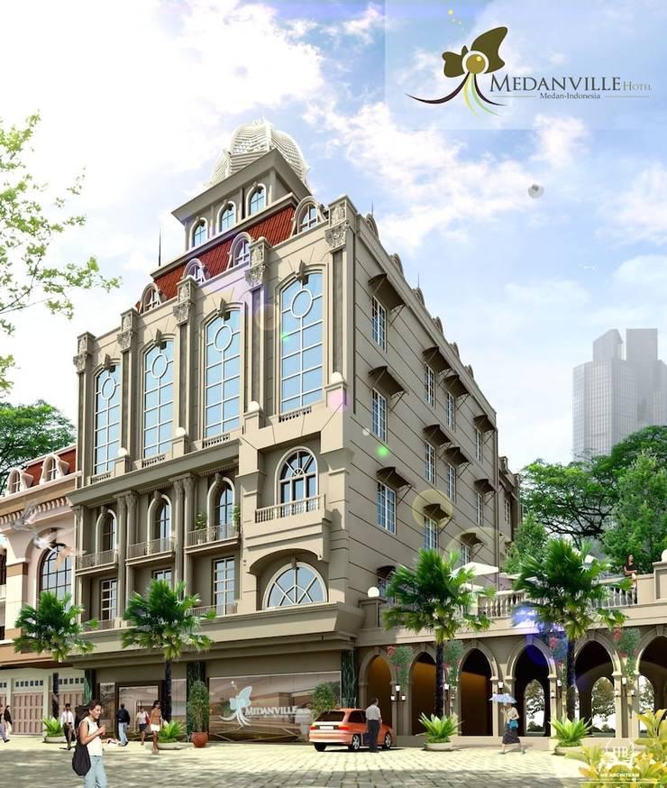 Medan Ville Hotel Medan - Exterior