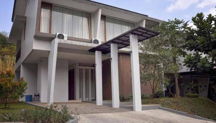Villa Dago Tirta Bandung Syariah Bandung - Eksterior