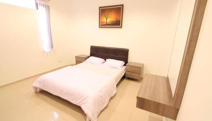Villa Dago Tirta Bandung Syariah Bandung - Kamar