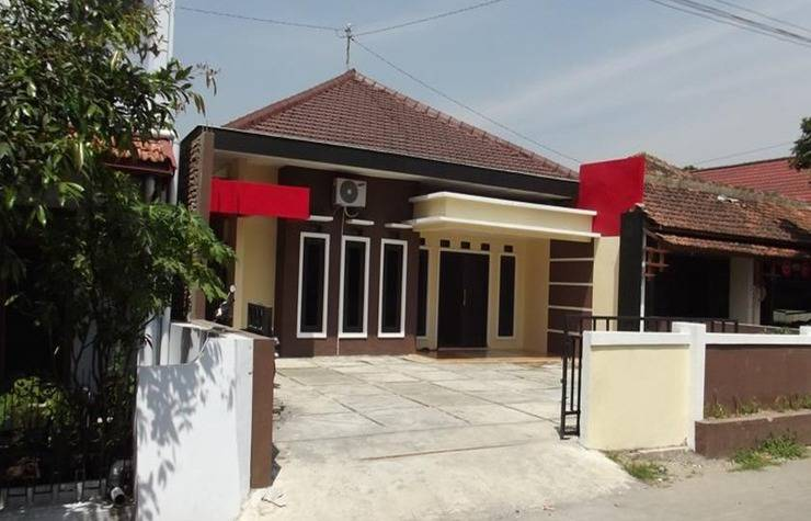 AnarGya Homestay Yogyakarta - Eksterior