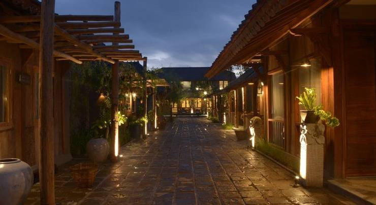 Warisan Heritage Boutique Hotel Solo - Eksterior