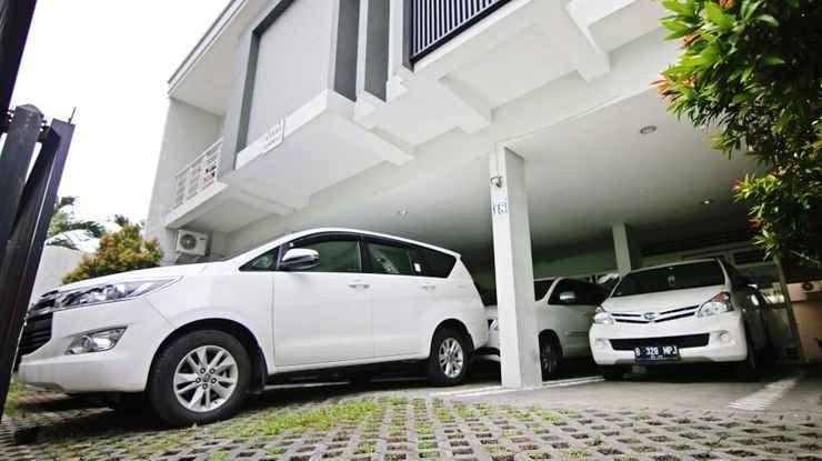 Kanwa Residence Surabaya - Facade