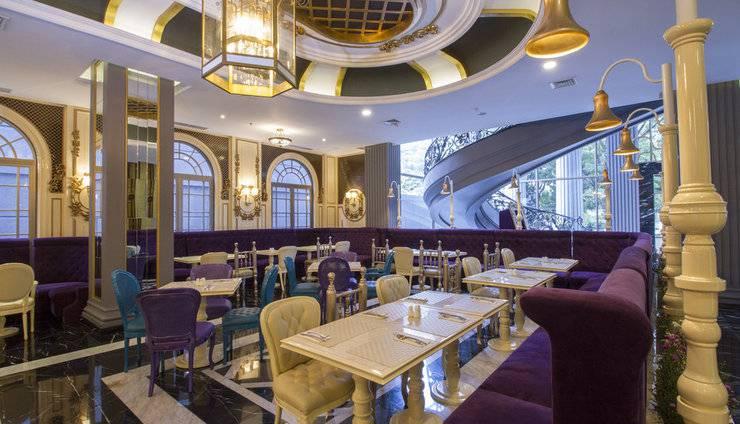 Park View Hotel Bandung - Le'Jardin Restaurant