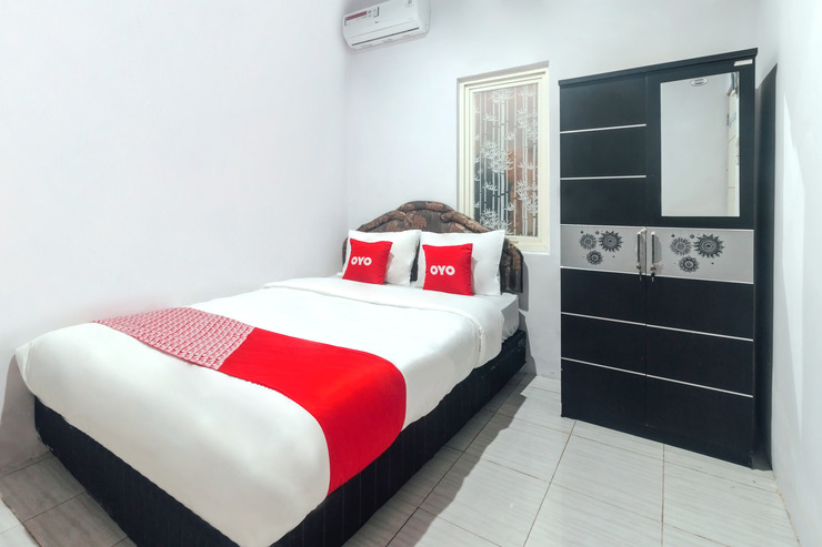 OYO 2699 Haven Boarding House Ambon - Bedroom S/D