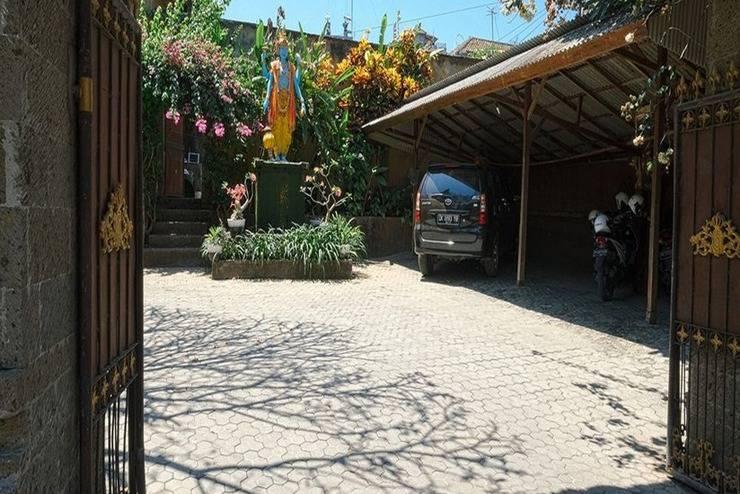Ellies Hotel Bali - Eksterior