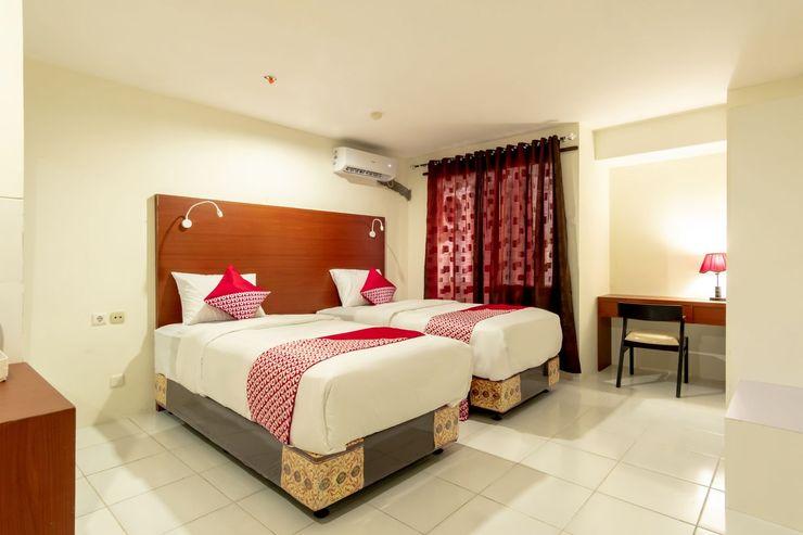 OYO Flagship 1481 Apartemen Sentraland Medan Medan - Bedroom