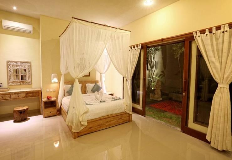Asri Sari Villa Ubud - Kamar tamu