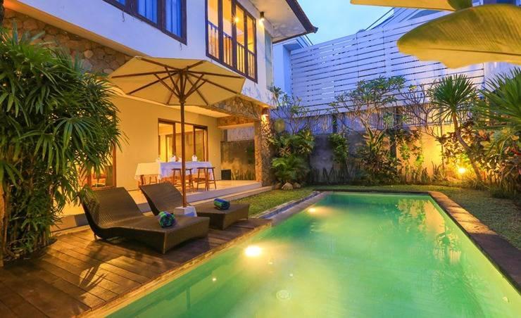 Villa Wena Seminyak Bali - Kolam Renang