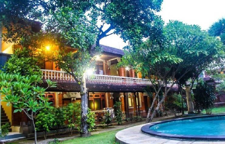Alamat Budhi Kuta Beach Inn - Bali
