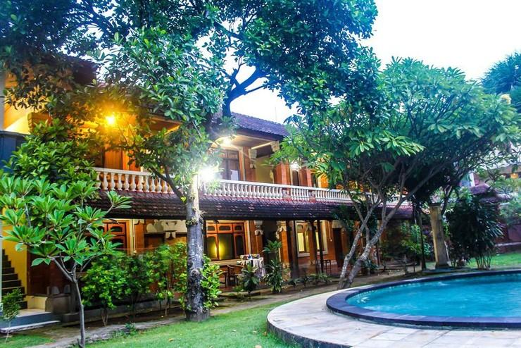 Budhi Kuta Beach Inn Bali - exterior