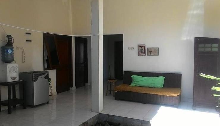 de Azure Prawirotaman Yogyakarta - dapur