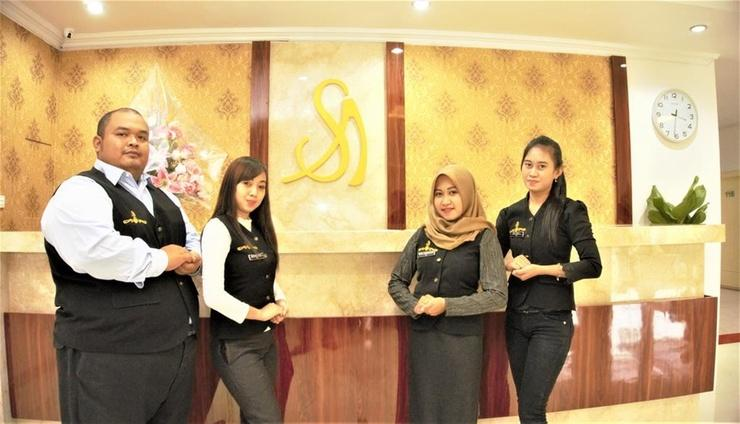 Hotel Salam Asri Kudus - Service