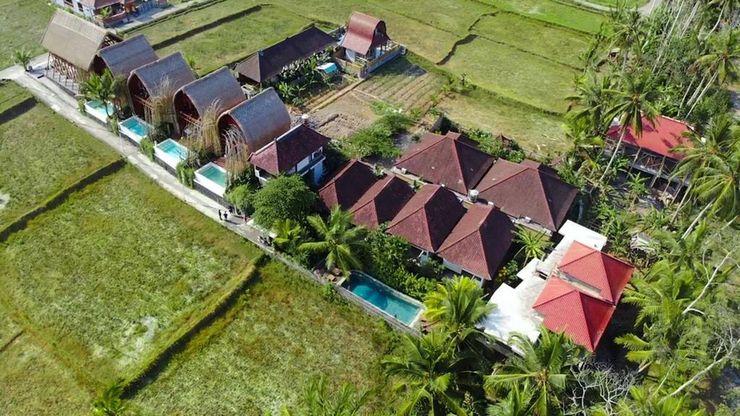 Villa Di Sawah Pejeng Bali - View