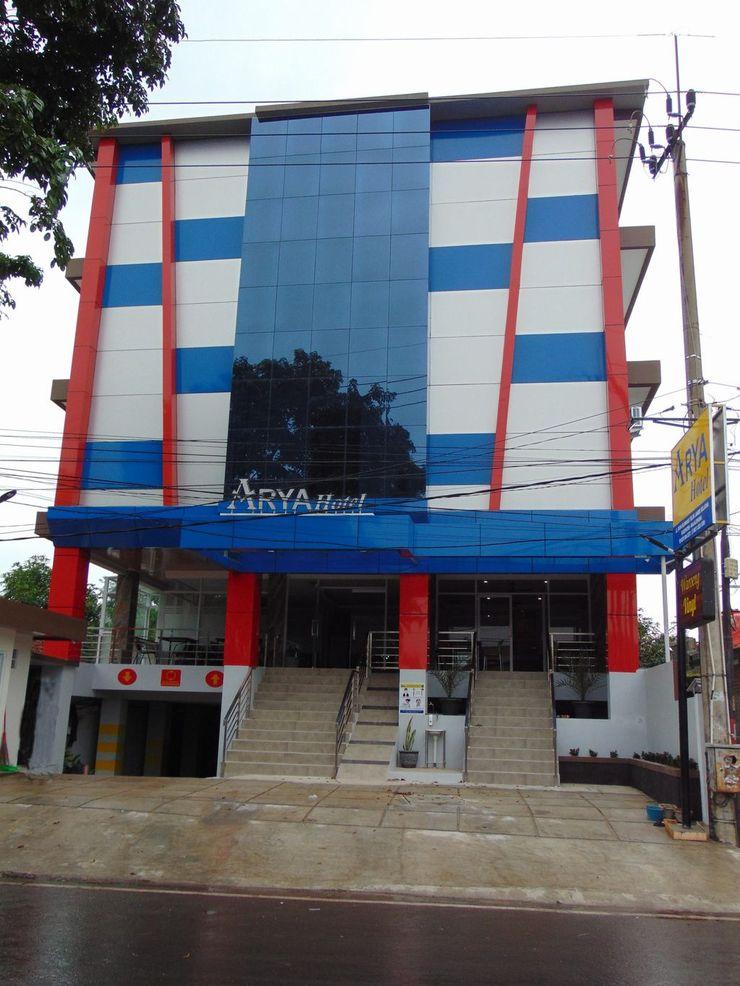 Arya Hotel Syariah Majalengka Majalengka - Exterior