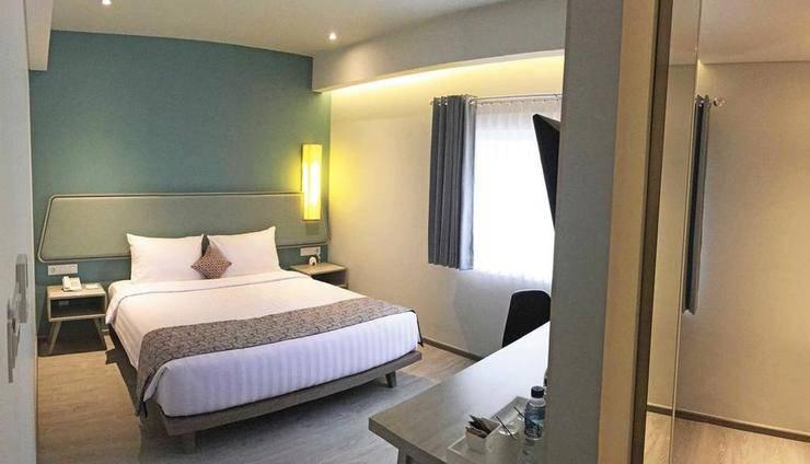 Ayola Lalisa Surabaya Surabaya - Bedroom