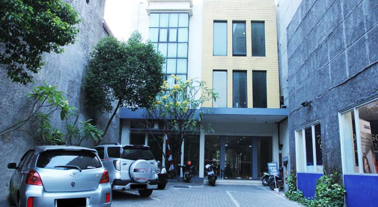 N Hotel Harmoni Jakarta - EXTERIOR