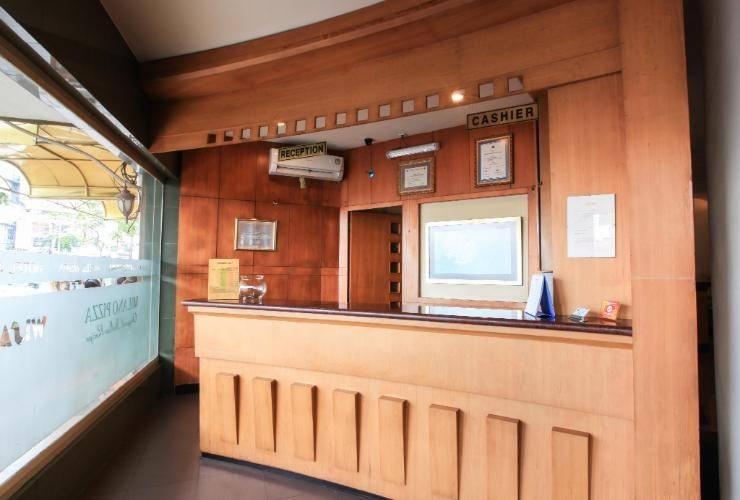 Wisata Hotel Palembang - Lobby