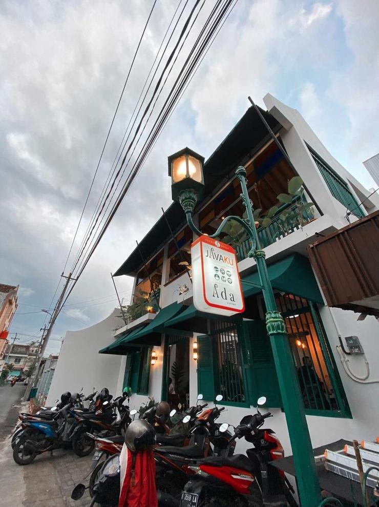 Javaku Hostel Yogyakarta - Exterior
