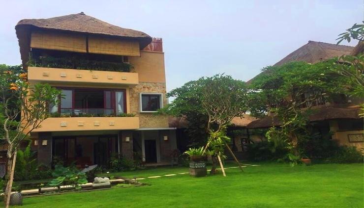 Manzelejepun Luxury Villa & Pavilion Bali - Facade