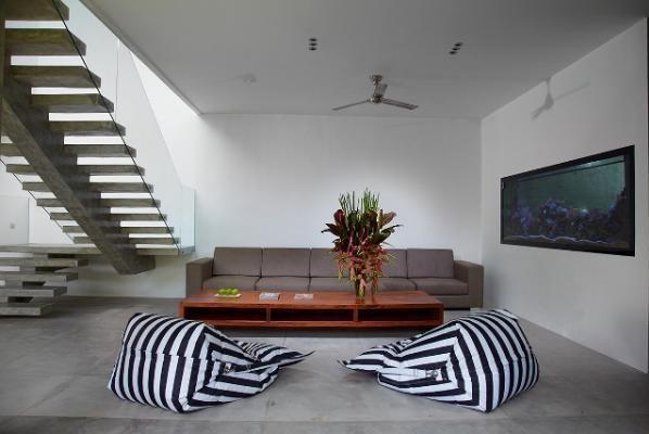 Simpatico Villas Bali - Ruang Tamu