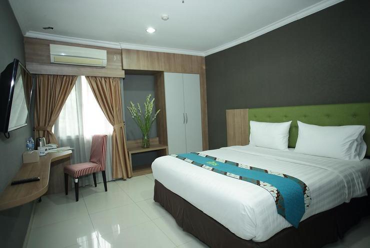 Fits Harapan Kita Jakarta - double bed