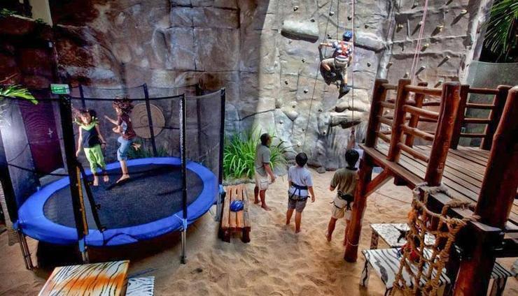 Grand Nikko Bali - Jungle Camp