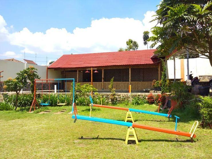 Pondok Winagung Hotel  Bandung - taman bermain anak anak