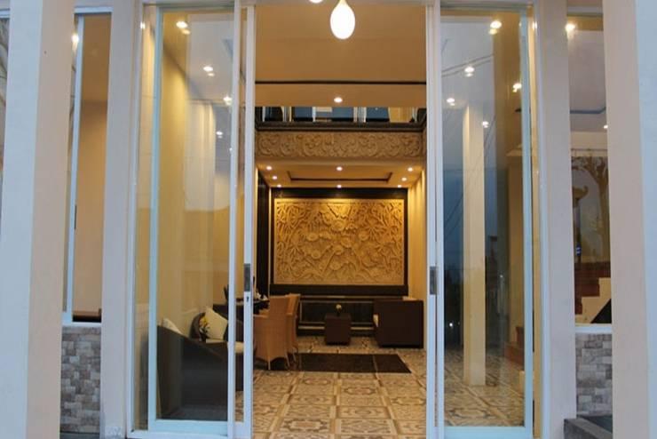 CLV Hotel Bedugul - Pintu Masuk