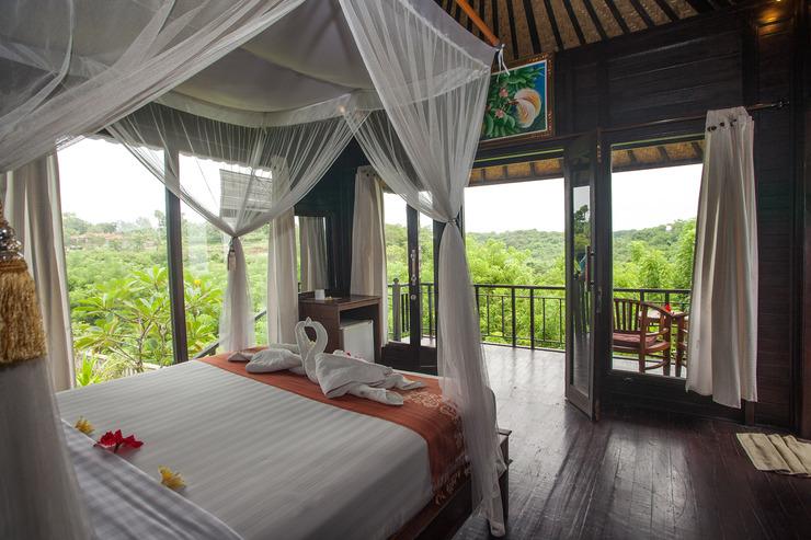 Poh Manis Lembongan Bali - Garden View Bungalow