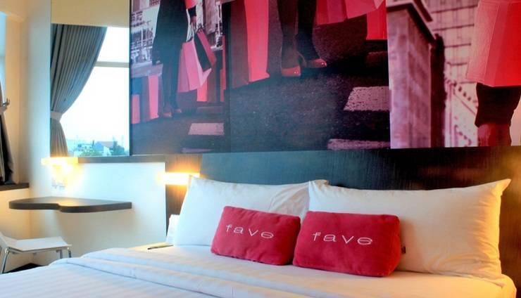 favehotel Pluit Junction Jakarta - Deluxe Room