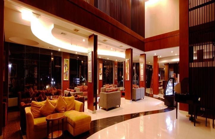 Grand Hatika Hotel Belitung - Lounge