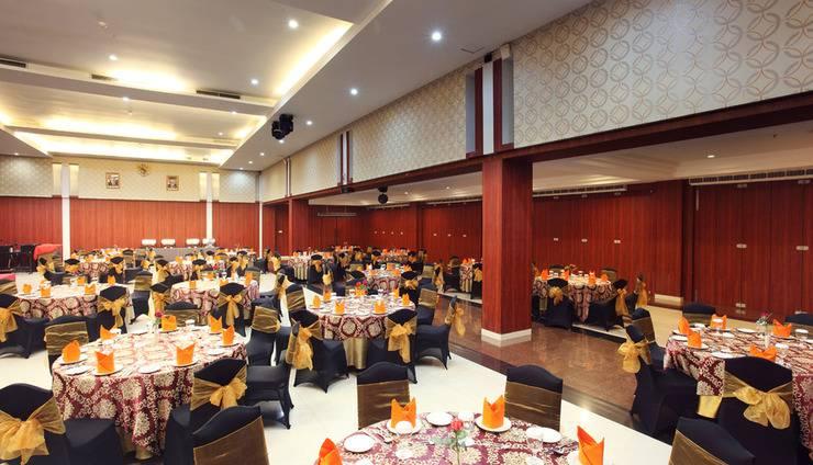 Grand Hatika Hotel Belitung - Ballroom